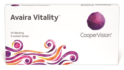 CooperVision Avaira Vitality contact lenses