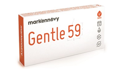 The Gentle 59 multifocal and multifocal toric contact lenses with Smart Tech technology offer new opportunities for practitioners and patients alike