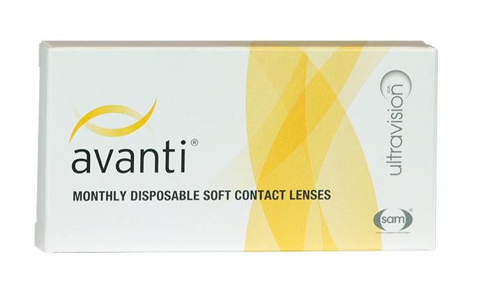 Avanti Contact Lenses