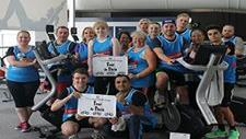 Thea turns to pedal power to raise funds
