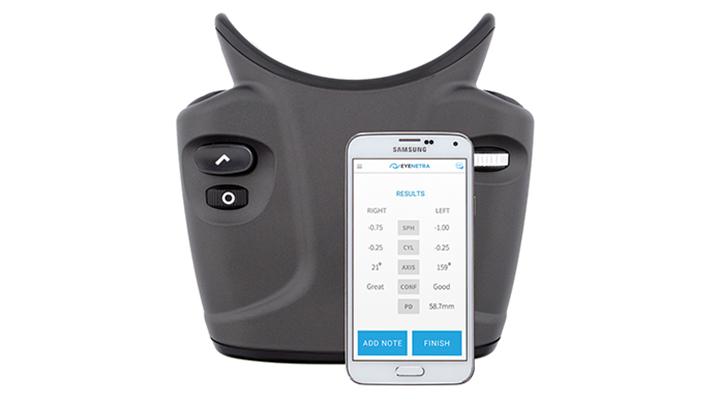 BiB Netra smartphone technology