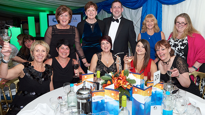The Butterflies Healthcare team