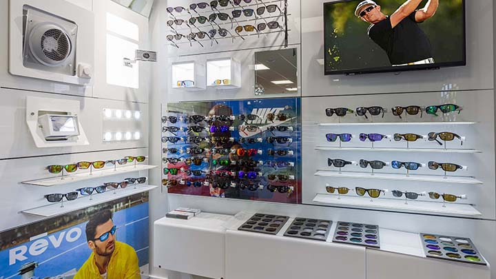 21 Best Interiors images | Optometry