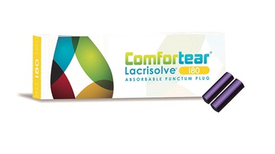 Lacrisolve 180 Absorbable Punctum Plugs