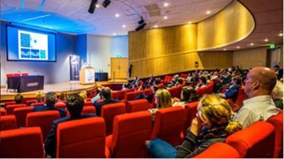 Delegates attending the Heidelberg Retina Masterclass