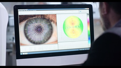 Oculus technology