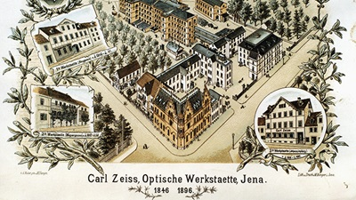 Carl Zeiss anniversary