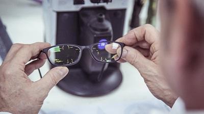 Lens prototype