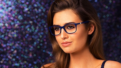 Dunelm Optical and Janet Reger launch campaign
