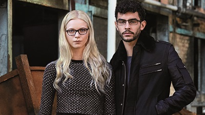 Eyespace Basebox collection 'BB6012' and 'MM6615'