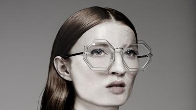 Karen Walker Eyewear spectacles frame