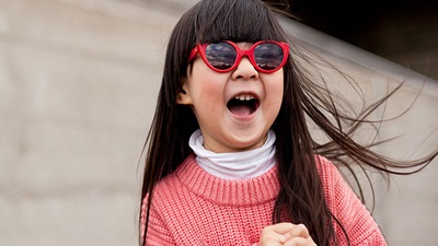 Zoobug sunglasses advertising campaign