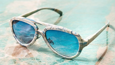 Budri Palladio Denim Eyewear