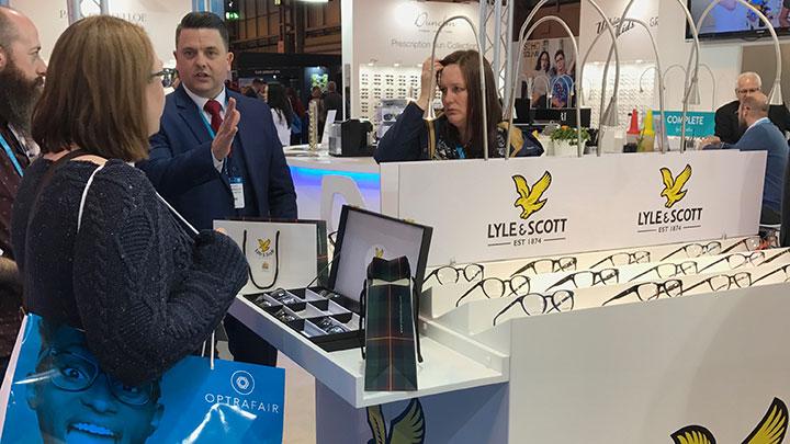 British lifestyle brand Lyle & Scott