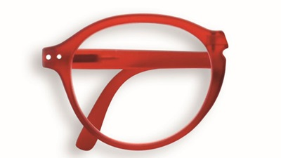 Foldable spectacles
