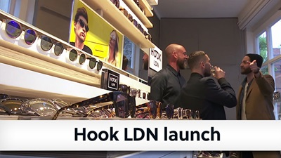 Hook Ldn store launch