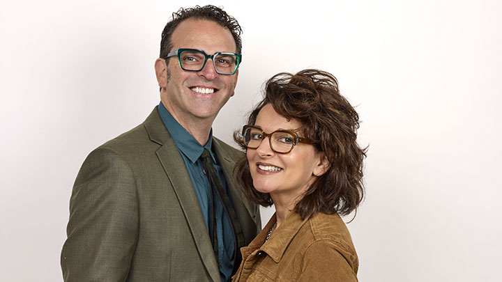Jason Kirk and Karen Kirk