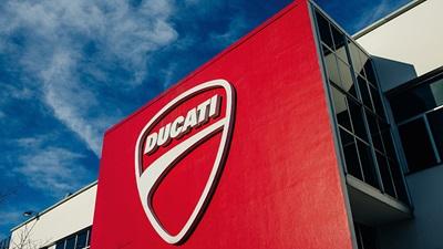Ducati building