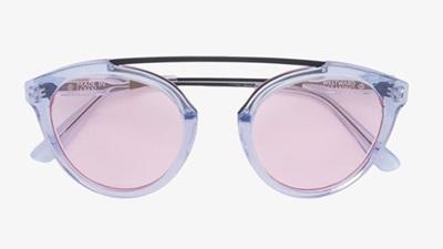 Westward Leaning glasses