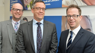 Scrivens appoints its first commercial director