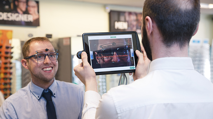 Specsavers Digital Precision Eyecare