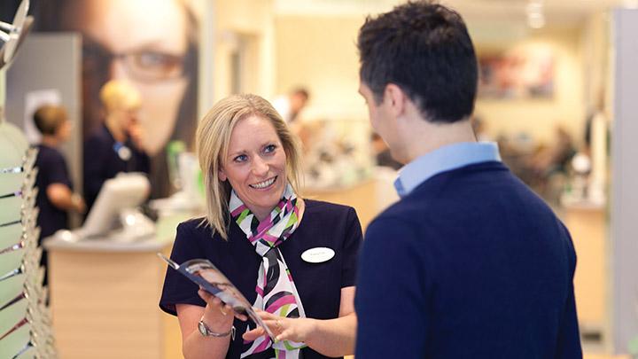 Specsavers named as UKs best High Street retailer for customer service