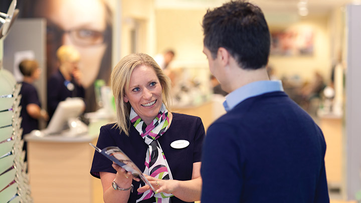 Specsavers named as UKs best High Street retailer for customer service