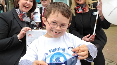 Vision Express supports World Retinoblastoma Week, as study reveals ignorance of condition among UK parents