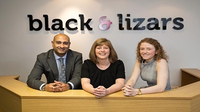 Black and Lizars MD with its new appointments