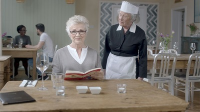 Julie Walters in Vision Express advert