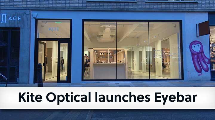 Kite Optical launches Eyebar