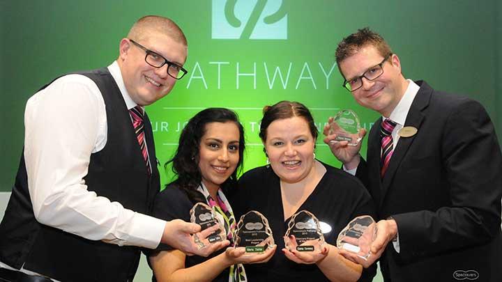 Specsavers partnership scheme
