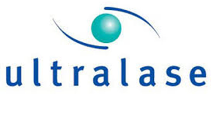 Ultralase logo