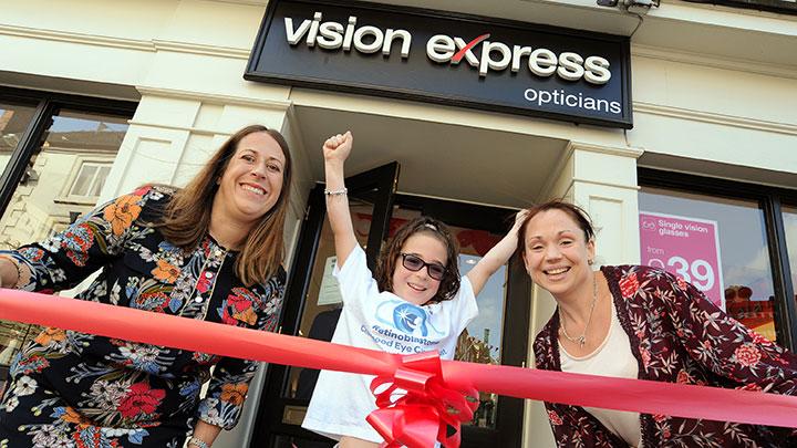 Vision Express Ashbourne
