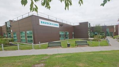 The Bausch + Lomb (B&L) Waterford plant