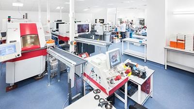 Caledonian Optical laboratory, Aberdeen