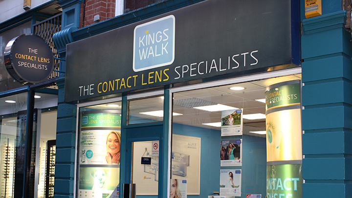 Kings Walk Opticians