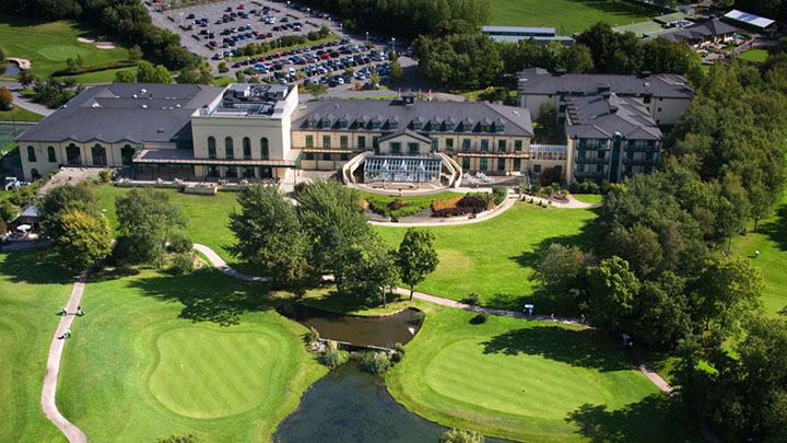 The Vale Resort, Cardiff