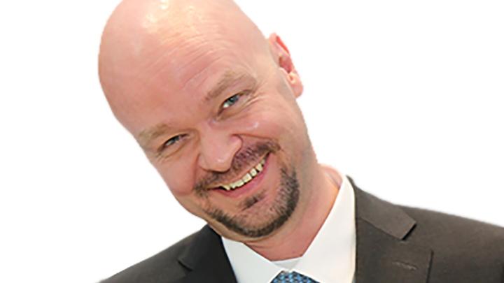 Topcon senior clinical adviser, Carl Glittenberg