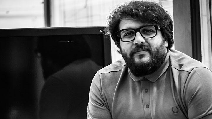 Founder of Seen Opticians, Tareq Moustafa