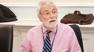 GOC council chair, Gareth Hadley