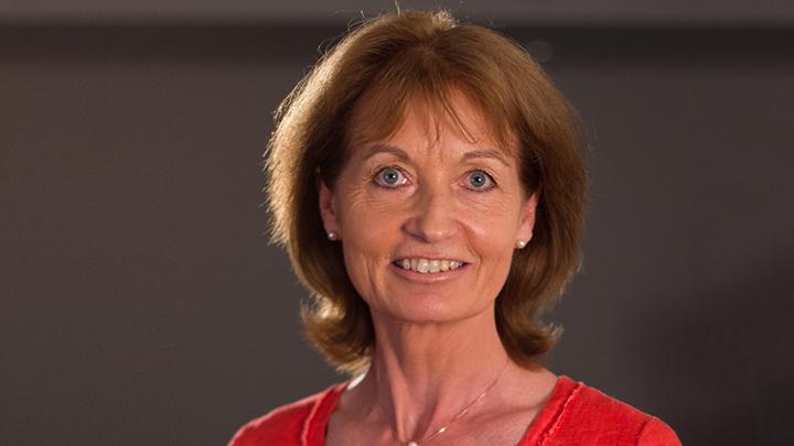 Chief executive of the AOP, Henrietta Alderman