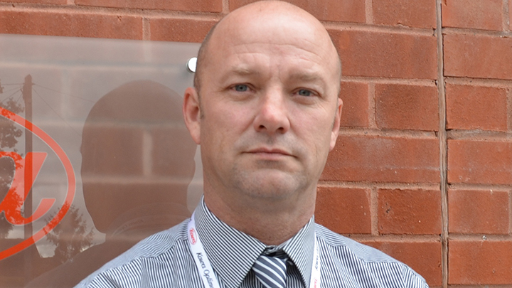 New technical support manager at Heidelberg Engineering UK, Kevin Hughes