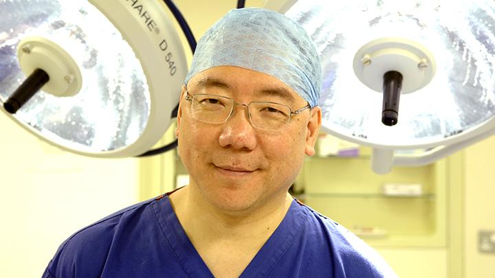 Professor Sir Peng Tee Khaw
