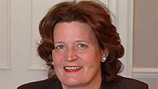 New chair of Moorfields Eye Hospital, Tessa Green CBE