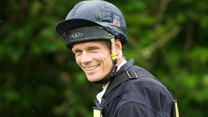 British horse rider, William Fox-Pitt