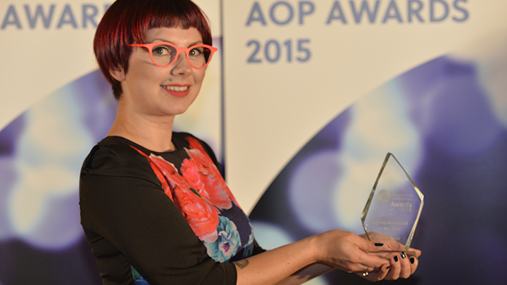 AOP Awards 2016 will launch shortly