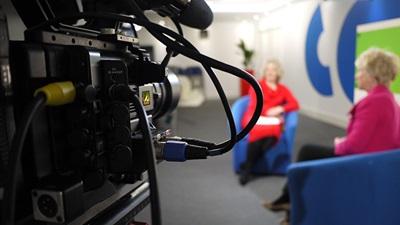AOP legal video shoot