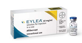 Eyelea DMO recommendation from NICE
