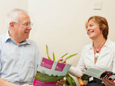 Call for sight loss advisers in every eye department